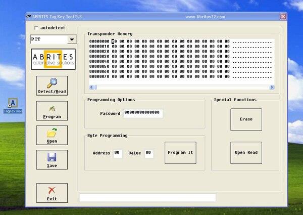 mini tag key tool v58