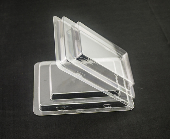 """100 PCS New Clear Plastic Clamshell Packaging Blister 5/"""" x 3/"""" Retail Display B"""