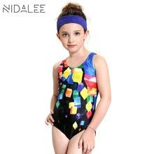 Kids Swimmer Girls Bathing Suit Infantil Swimwear for Girls Bathers Children One Piece Swimwear Lovely Girl Sport Baby Swimsuit