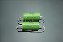 For Vishay ERO MKC1860 Series Capacitor Axial frequency division film capacitor 3.3UF 250V 2PCS Free Shipping