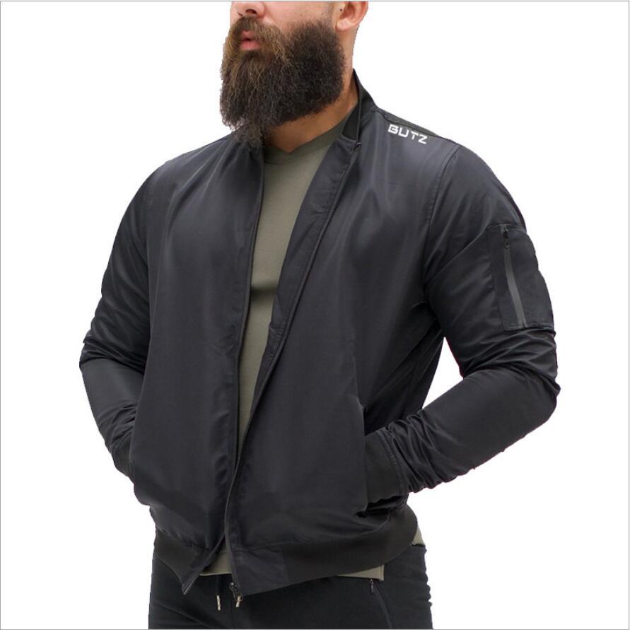 stylish sports jacket leaning - 800×800