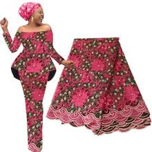 Африканский материал, вышитая бисером кружевная ткань для свадьбы, фиолетовая французская кружевная ткань, Высококачественный кружевной материал