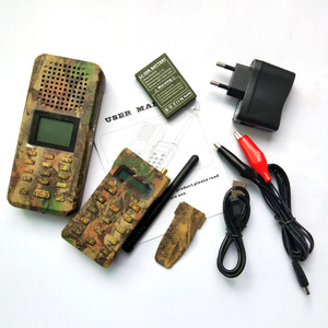 Image 2 - BK1519RT Decoy Bird Caller Built in 150 Bird Sounds Hunting Decoy Hunting  20W 126dB Loud Speaker mp3 Player with Remote Control