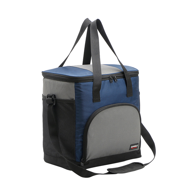 43L Picnic Bag Insulated Large Tote Picnic Backpack Picnic Basket for Hiking Gathering Kayak Camping