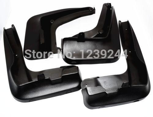 ФОТО Mud Flaps Splash Guards Mudguards 4pcs For BMW 3 Series E90 E91 E92 E93 2008 2009 2010 2011