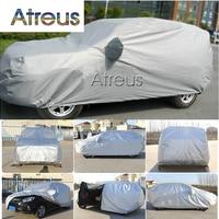 SUV XL Waterproof Dustproof Car Covers For Toyota Prado Highlander Land Cruiser Mitsubishi Outlander Pajero Accessories