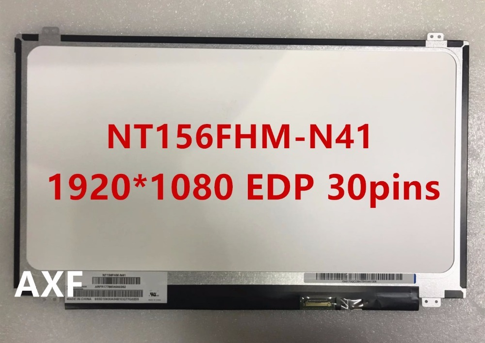 NT156FHM-N41 laptop lcd led screen matte 15.6