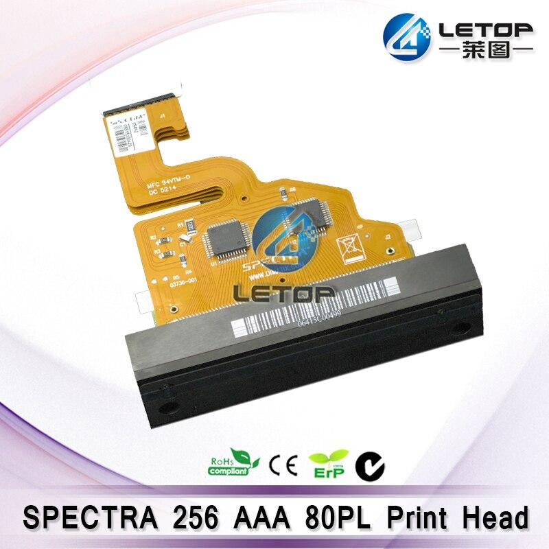 Фирменная Новинка принтер infiniti спектров печатающей головки Galaxy печатающая головка ja256 80pl AAA для растворителя техники (нужно заказывать)
