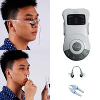 Sumifun bionase nose rhinitis Allergy nose clip Snore Stop Cure Reliever Rhinitis Laser Therapy health care Massager U2