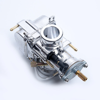 24mm PWK Cable Choke Carb Carburetor For Bike Motorcycle ATV Scooter Durable One