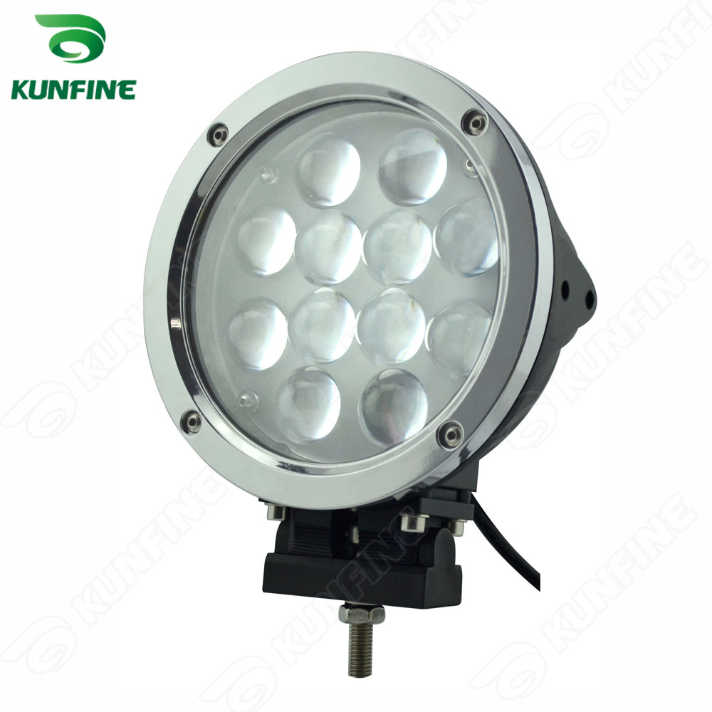 9-80V/60W Car LED Driving light LED work Light led offroad light for Truck Trailer SUV technical vehicle ATV Boat KF-L2044E wholesale 12 30v 8 1040rpm jgb37 3650 gear motor dc 12v brushless engine d shaft for common use bringsmart