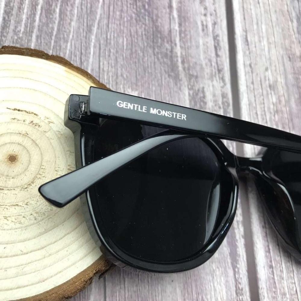 Image 3 - 2019 Brand New Korea Design Women Gentle Monster Sunglasses Fashion Cat Eye Sunglass Men Vintage Sun glasses Retro oculos de sol-in Women's Sunglasses from Apparel Accessories