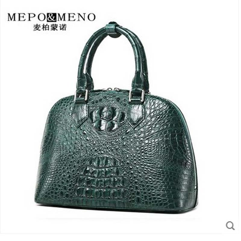 maibomengnuo new crocodile women handbag European and American classic fashion lady handbags with straps leisure women bag european american classic fashion ultra textured halfmetal retro sunglasses for men women unisex with original box uv400 no 2514