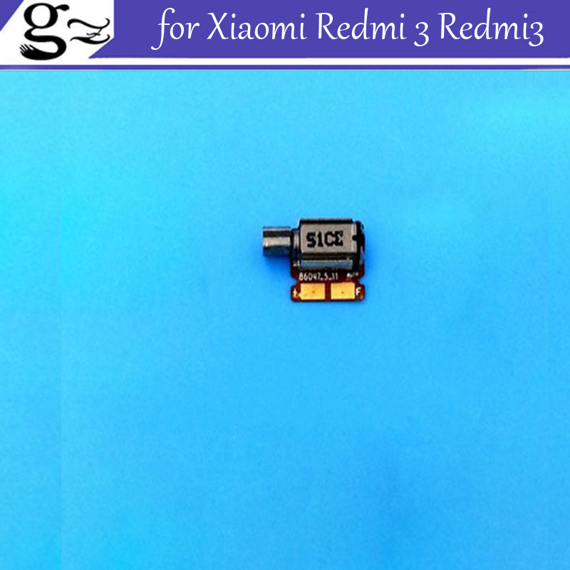 for Xiaomi Redmi 3 Redmi3 Vibrator Motor Vibration Module Flex Cable Replacement Repair Spare Parts Tested & QC;2PCS/LOT