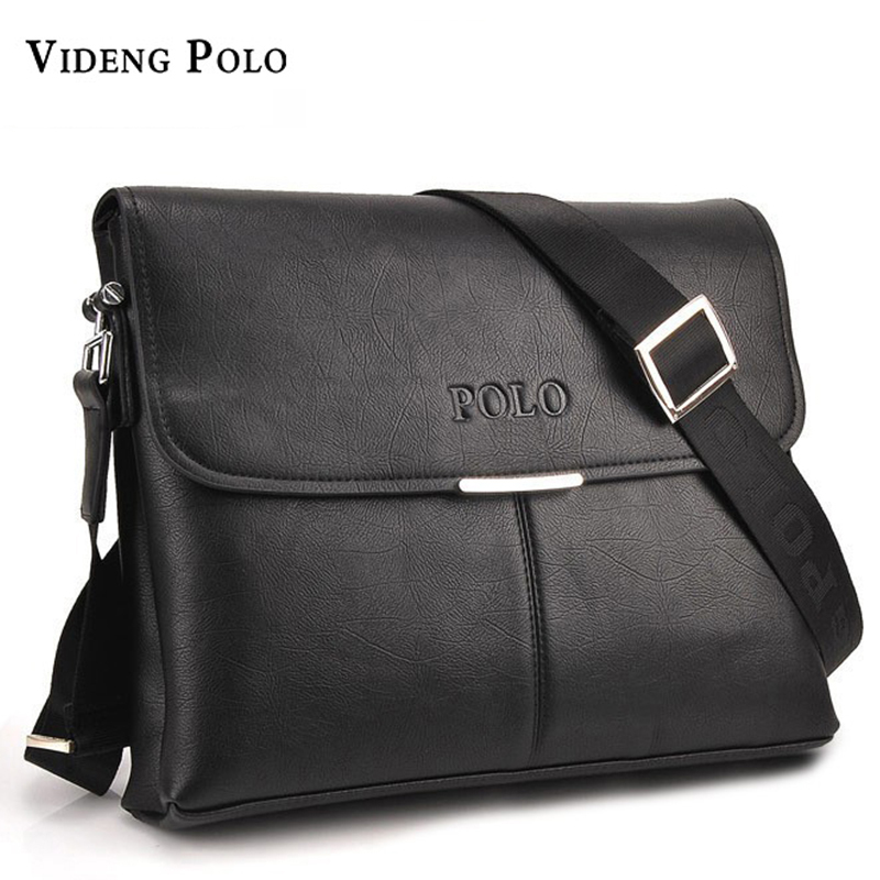 New Brands High Quality Pu Leather Men Messenger Bags classic Casual Shoulder Crossbody Bags Business Laptop Briefcase Handbags new brand business briefcase handbags shoulder bag leather men crossbody bags for men casual high quality messenger travel bags