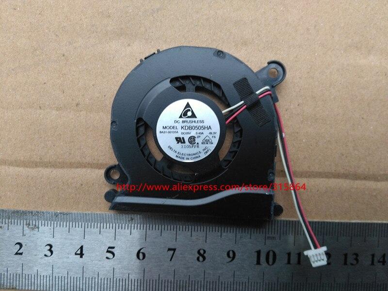 New  laptop cpu cooling fan for NP900X4C 900X4D 900X4 BA31-00131A
