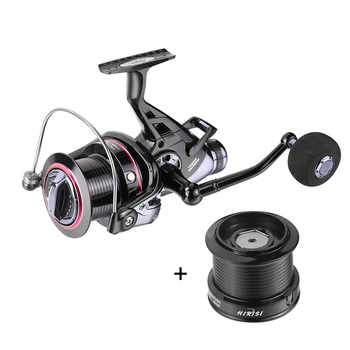 Carp Fishing Reel with HQ8000 5000RS,10+1 Ball Bearing Spinning Reel, Carp Coarse Game Fishing - SALE ITEM Sports & Entertainment