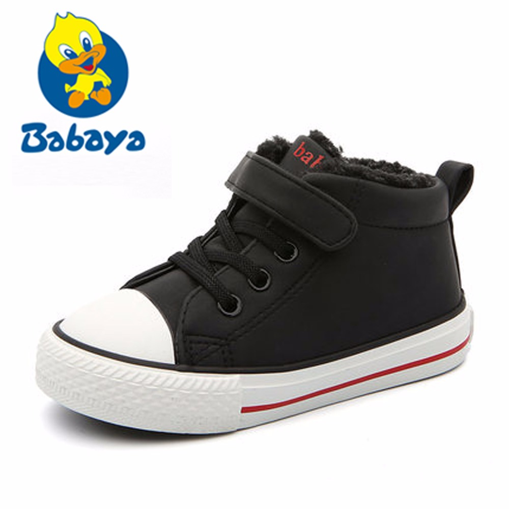 Winter Rubber Children Boots New 2019 Fashion Children Shoes For Girls Genuine Leather Boy Sneakers Sapato Infantil Kids Boots