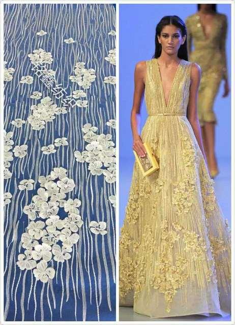 Evening Dress Fabrics
