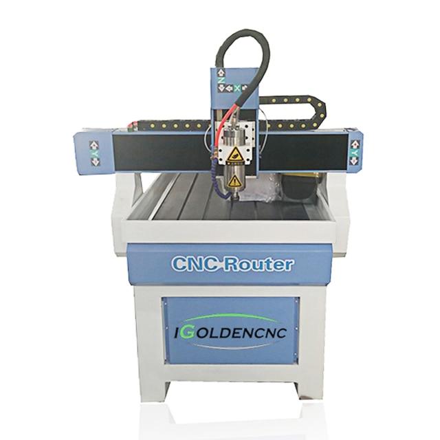 Mini Desktop Milling Machine 6090 Cnc Router China Price