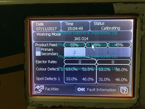 "Image 1 - Brand New 5.7 ""SP14Q002 320*240 DISPLAY LCD PANEL DISPLAY in BIANCO e NERO"