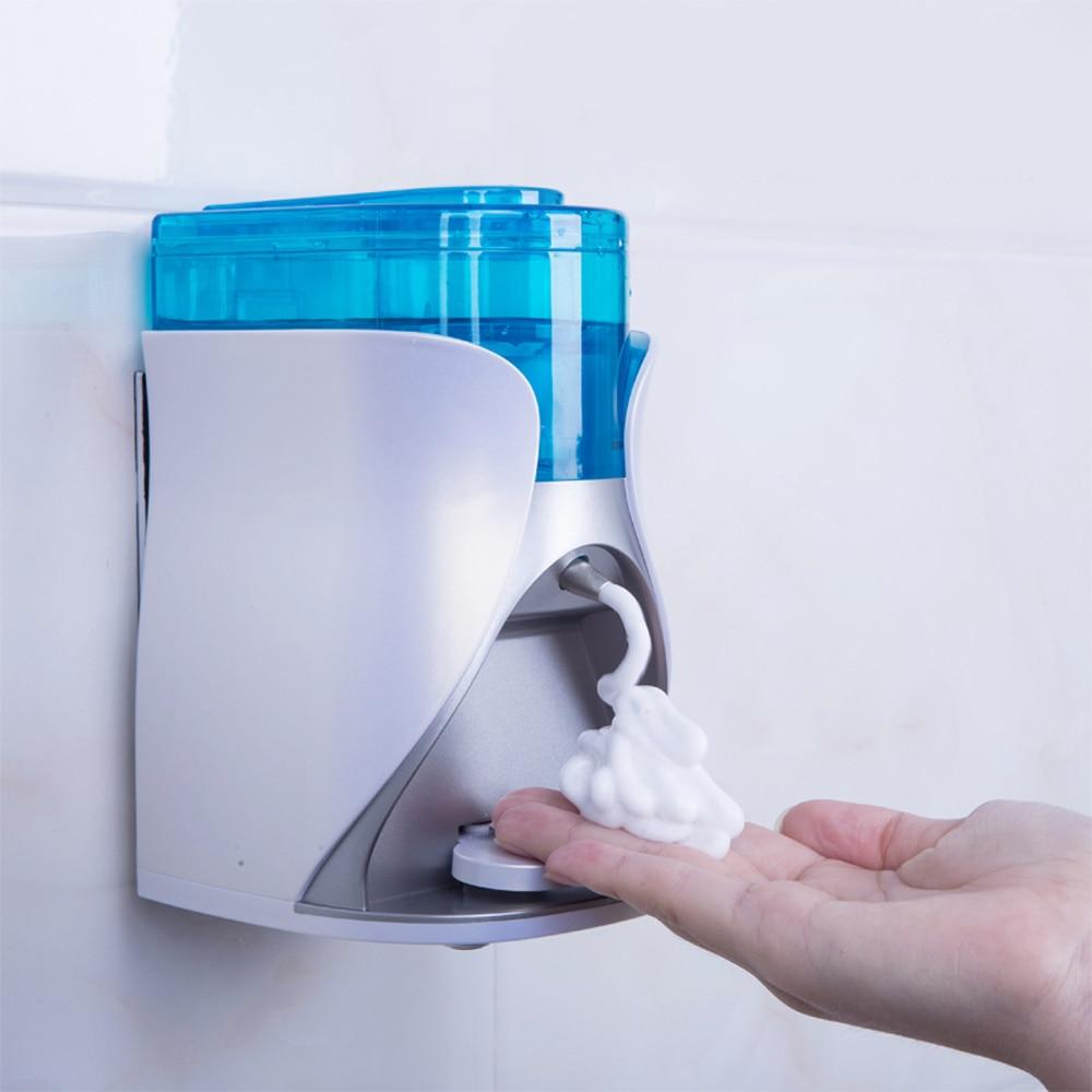 Distributeurs de savon de Machine de mousse de nettoyant Facial de SD 50 nettoyant le capteur automatique - 4