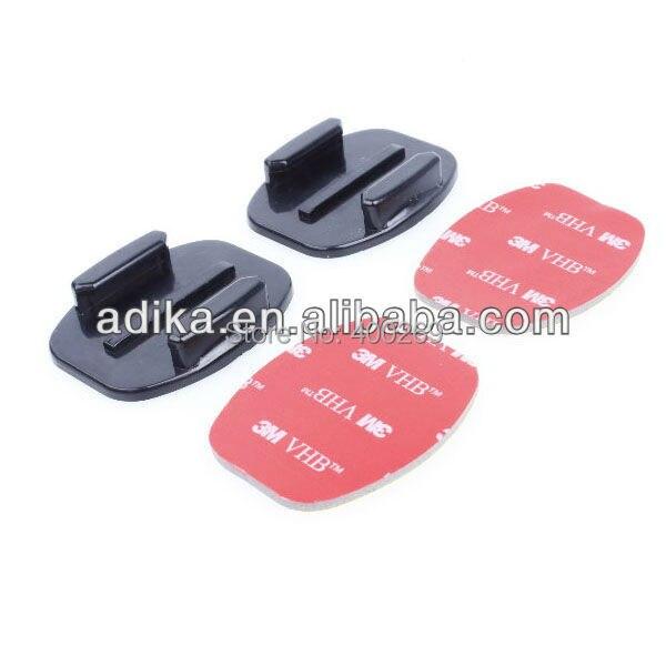 Go Pro Flat Mount Adhesive 3m Vhb Sticker Pad For Gopro