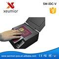 24 bits Pasaporte Pasaporte Lector Portátil Escáner CE y FCC Certificado de IDENTIFICACIÓN OCR Escáner