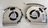 New For MSI GE62VR GP62VR GP62MVR Laptop CPU & GPU Cooling Fan AAVID PAAD06015SL N366 N403 N371