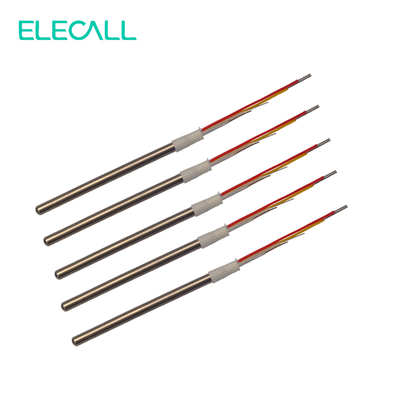 ELECALL 936 220V 60W Soldering Iron Core Heating Element Replacement Spare Part Welding Tool With Grounding Spring 5pcs/lot
