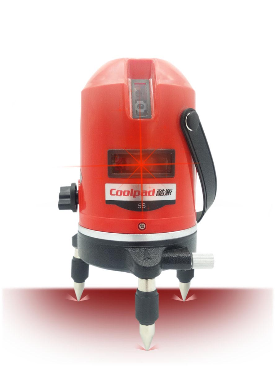 High precision 2 line 3 line 5 line economic type infrared laser level laser line projector