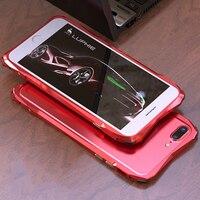 Super Cool Racing Car Shape Aluminum Metal Bumper Case For IPhone 7 7 Plus Luxury Drop