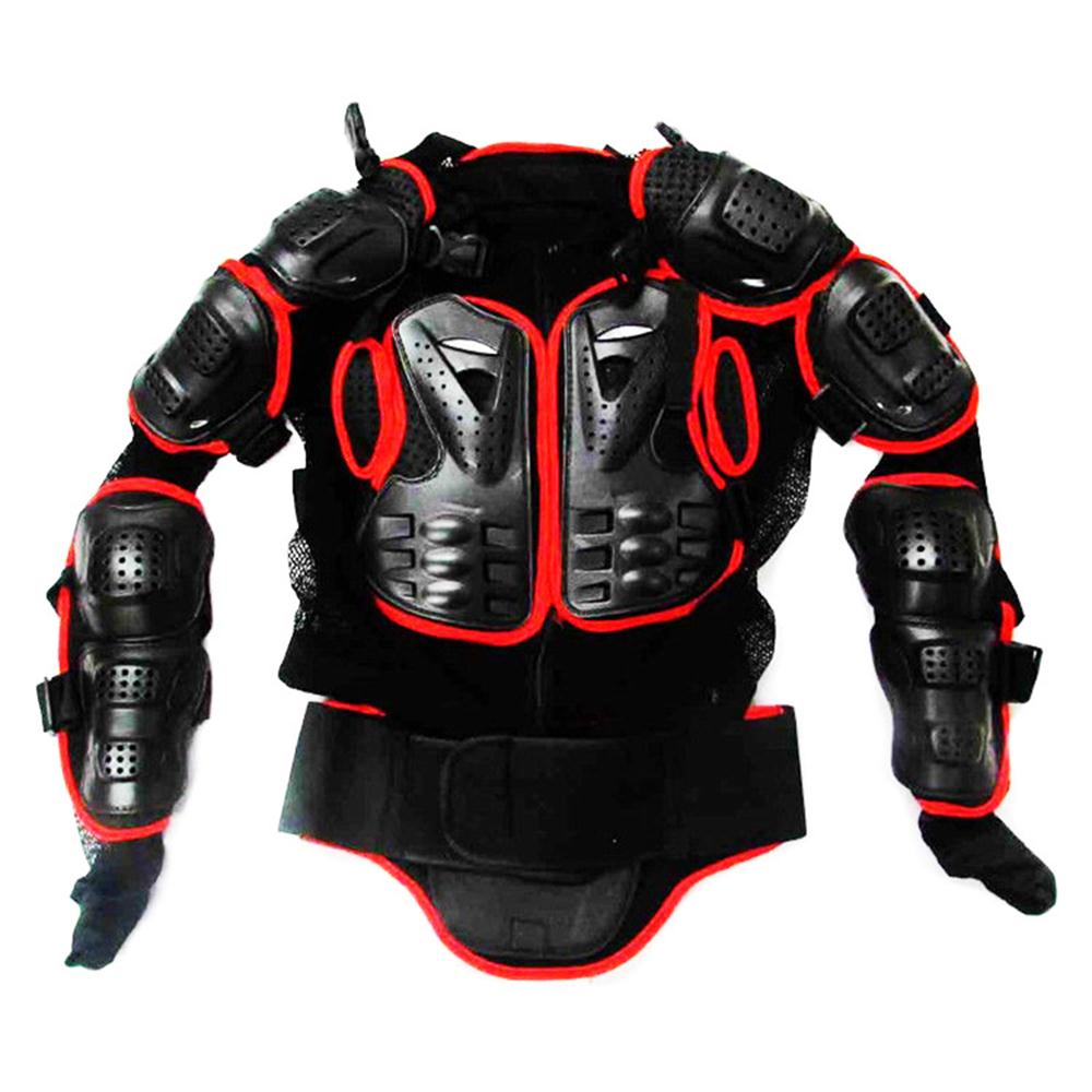 Motorcycles Armor Guard Protection Motocross Racing Clothing Protector Back Armor Chest Protective Jacket Gear safety protector защита для мотоциклиста racing motocross knee protector pads guards protective gear