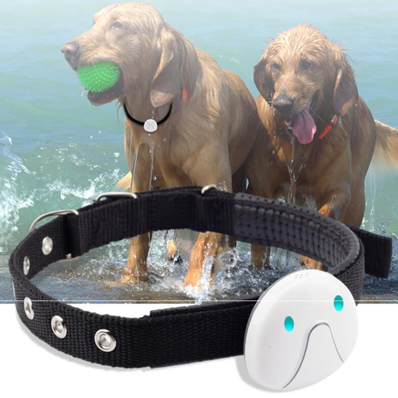 Pet GPS Locator Dog Smart Mini Tracker Waterproof Anti lost Collar Tracker