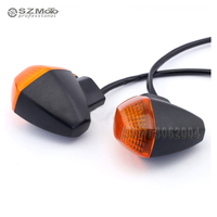 For SUZUKI DL 650 V strom 04 11 DL 1000 06 12 Front Turn Signal Indicator Light Motorcycle Accessories Blinker Lamp