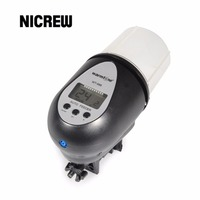 Nicrew LCD Display Electric Fish tank Aquarium Fish Food Feeder Automatic Tank Timer Automatic Fish Feeder Pet Feeding Dispenser