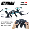 2.4G 4CH RC Racing Drone 6 Axis Gyro Remote Control Helicopters 3D Flashing Rollover Professional RC Drone Toys Race Drone