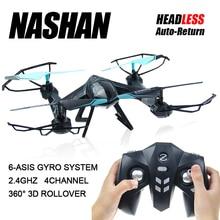 2.4G 4CH RC Drone 6 Axis Gyro Helicópteros de Control Remoto de Carreras 3D Intermitente Rollover Profesional RC Drone Juguetes Carrera Drone