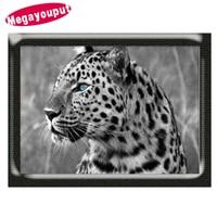 5D Diamond Painting Needlework FULL Drill Leopard Animal Diamond Embroidery Animals Home Decor Cross Stitch