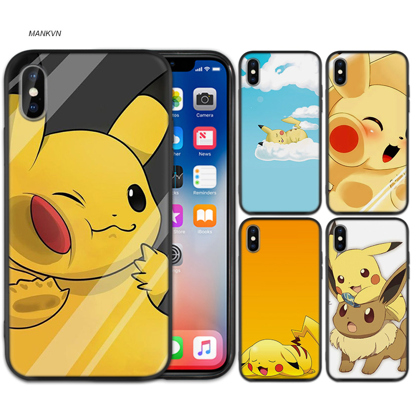 case-cover-for-iphone-xs-max-x-xr-6-6s-7-8-plus-5-se-5s-scrub-silicone-phone-cases-soft-font-b-pokemons-b-font-pikachu