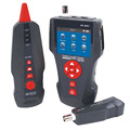 Nueva NF-8601 multifuncional Red De Cable Tester LCD Cable Tester longitud Breakpoint Tester versión Inglés