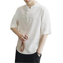 One Piece Men T Shirt Cotton New Tee Homme Summer Linen Harajuku TShirt Camisetas Hombre T-Shirt Streetwear