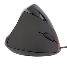 5D Wired Optical Gaming Mouse With USB Portable 2400DPI 2.4GH Ergonomic Upright Vertical Mouse For Desktop & Laptop