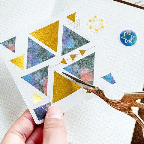 planejador diario adesivos decorativos mobile scrapbooking diy artesanato adesivos