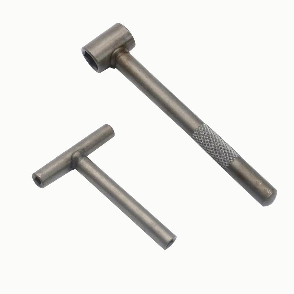 Моторный клапан двигателя винт просвет ключ для настройки гитары квадратный шестигранное отверстие регулировочный ключ инструмент для ре...