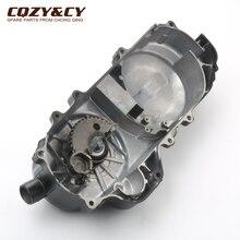 Скутера вариатор крышка GY6 50cc 10 дюймов и начиная пружина для Jonway Лямбда-зонд 50 бета 50 YY50QT 50cc 139QMB 400 мм 4-х тактный