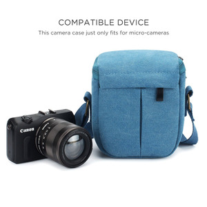 Image 4 - בד מצלמה תיק case כיסוי עבור עבור Panasonic LUMIX GX800 GX850 GX85 GX80 LX100 השני GX9 GX8 GX7 GF90 GF10 GF9 GF8 GF7 GF6