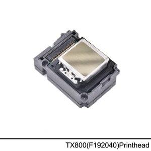 1 PCS Marca New Original F192040 Cabeçote de Impressão para Epson TX700 TX710 TX720 TX820 TX800 TX810 TX720DW TX820FW
