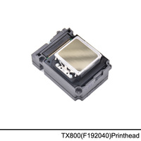 1PCS Brand New Original F192040 Printhead for Epson TX700 TX710 TX720 TX800 TX810 TX820 TX720DW TX820FW