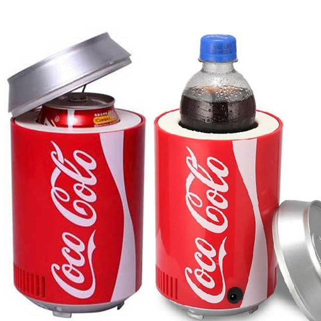 Mini usb kühlschrank kühler Heizung kühlen kühlschrank Dual hause ...